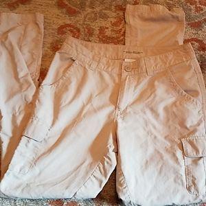 Columbia omni-sheild pants size 6